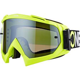 O'Neal B-10 Gafas, twoface hi-viz-mirror silver